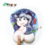 Personalized Custom Design Cartoon Anime Silicone Gel Mouse Pad