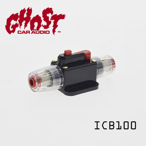 GHOST Car Audio ICB100 Reset Thermal Circuit Breaker