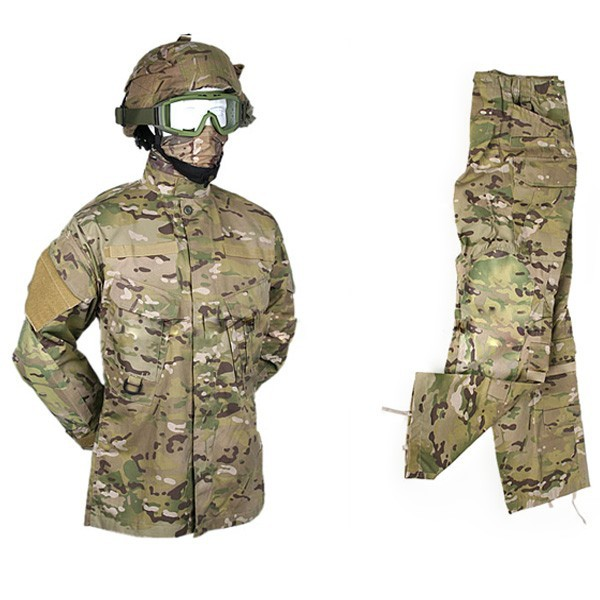 Ropa ghillie traje de camuflaje táctico uniforme militar de combate swat