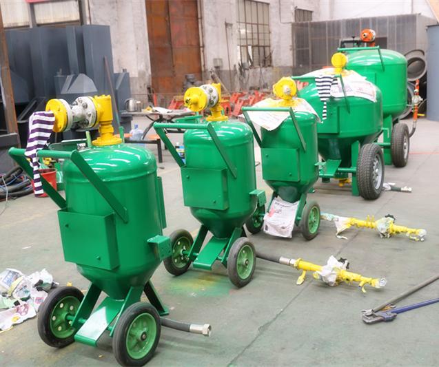 Rock Blasting Equipment : Db dustless blasting equipment for sale buy sand