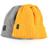 Unisex superman men women Blank Beanie snowboard winter ski knit hat