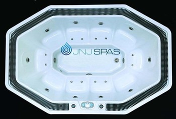 Drop-in Hot Tub Whirlpool Spa For 10 Person(spa-310) - Buy Drop-in ...