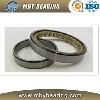 Nu 321 Cylindrical Roller Bearing Nu321 For Rolling Mill