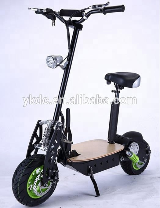 1000W Unite Brush Motor Electric Scooter for Adults