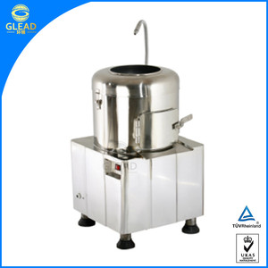 High quality peeler potato/used potato peeling machine
