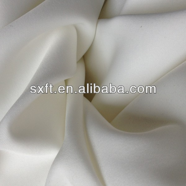 92% <strong>polyester</strong> and 8% spandex knitted air interlock fabric