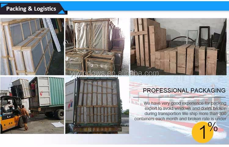 Home Usage Upvc Front Windows Fitted Upvc Office Interior Outdoor Sliding Window