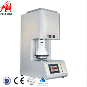 High Temperature Zirconia Sintering Dental Furnace 1700 degree