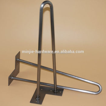 Cast Iron Classic Vintage Design Table Legs/custom Metal Table Hairpin Legs