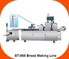 ST868 Industrial Automatic Bread Machine/Bread Production Line