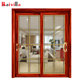 Sliding Opening Latest Design Wooden Aluminum Room Doors Windows