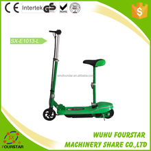 Wholesale three wheel electric scooter with pedals