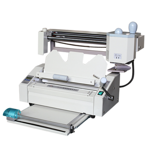 Small Perfect Binder Machine 30C+ Glue Binder with TOP Quality