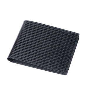 Hot Sell Custom Carbon Fiber RFID Blocking Men Wallets