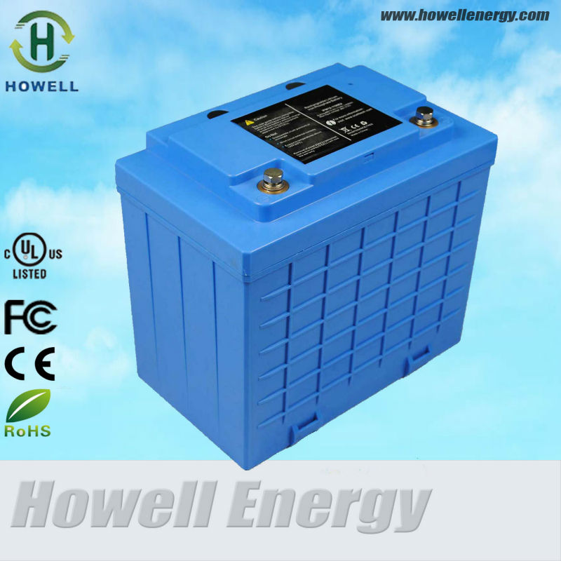 24v 50ah lithium ion battery pack lifepo4 battery pack 24v 50ah