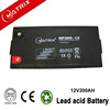 Matrix battery for solar energy systems GEL 12v200ah with moderable price