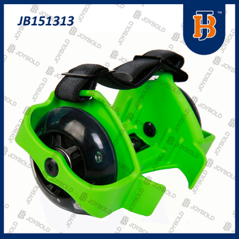2 Wheel Led Light Up Inline Skates Shoes,Roller Skate Kids ...