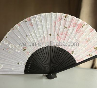 Custom Japanese Paper Folding Fan Patterns