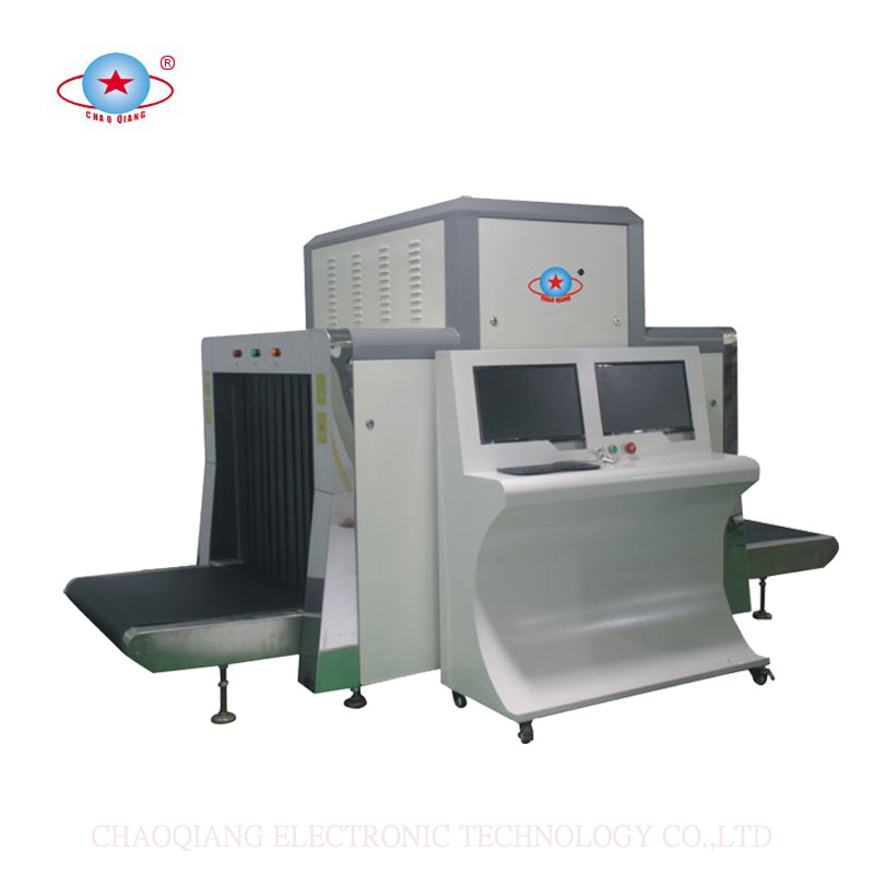 airport baggage checking X-ray scanner/cargo inspection x-ray machine/x-ray parcel scanner