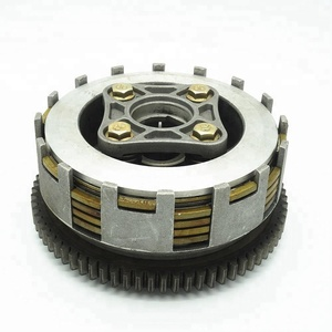 Motorcycle Engine Parts Aluminium Clutch Plate