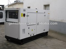 35kva to 650kva Diesel Power Silenced Genset With Perkins Engine
