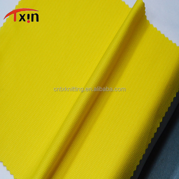 manufactue polyester coolmax fitness fabric for sportswear, shrink resistant fabric