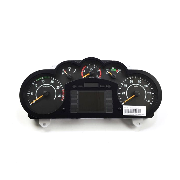 Speedometer tachometer oil gauge electronic component car instrument for faw