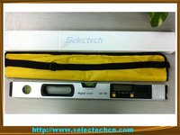 600mm Length Portable Digital level and length measurer bubble level vials SE-ST98D