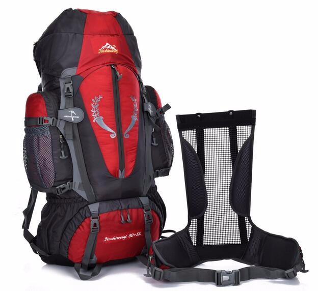 china wholesale climbing backpack sports backpack with