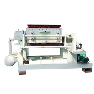 waste paper recycle gas fuel dry line room egg tray machine