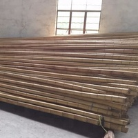 FD-Eco-Friendly Construction Grade Bamboo Poles