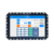 12.1 inch 16:10 wide 1280*800 open frame industrial touch monitor with resistive touch screen