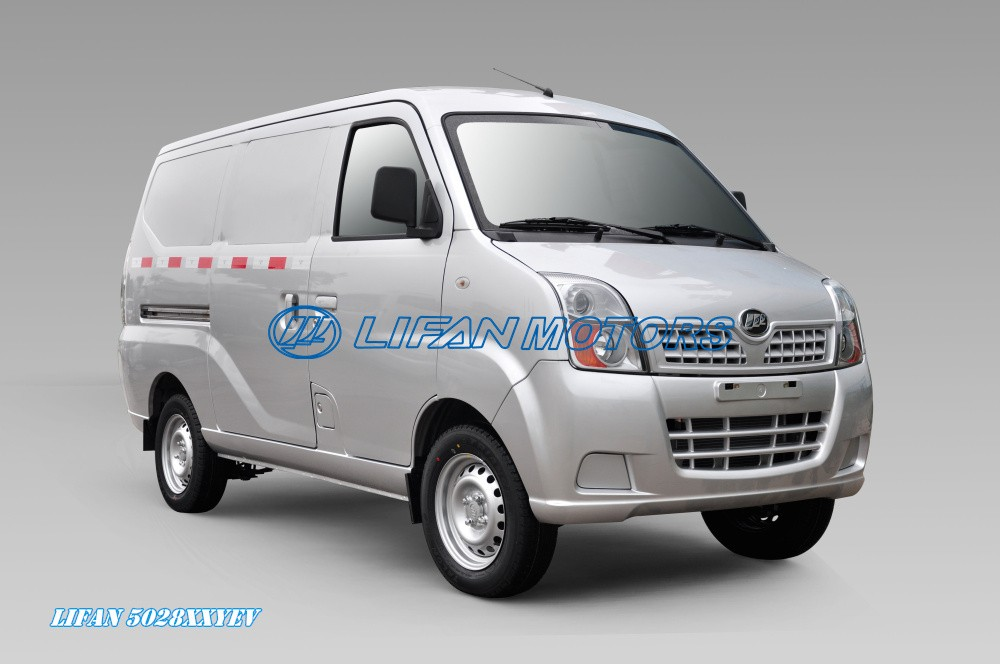 China Commercial Vehicle Lifan Electric Minivan Lf5028yev
