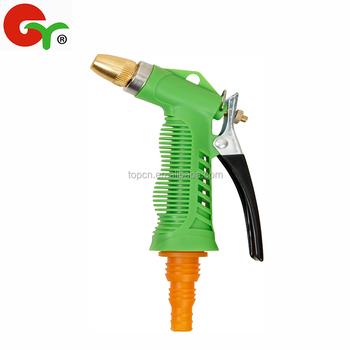 garden hose spray nozzle. Garden Hose Water Spray Nozzle With Brass Or Aluminum Alloy Head M
