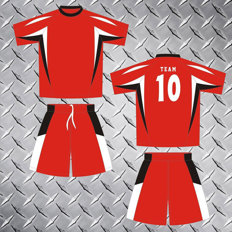 CUSTOM MADE TEAMWEAR CLUB FOOTBALL SOCCER UNIFORM KIT SETS JERSEY SHORTS