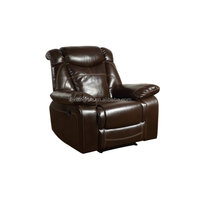 XR-8070 2017 best hot sale leather recliner sofa,American style,luxury massager recliner