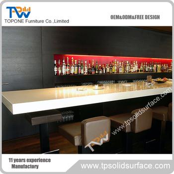 Free Standing Bar Counter Furniture