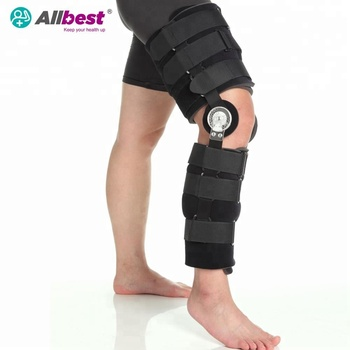 Fracture Fixed Angle adjustable Gaiter Knee Brace