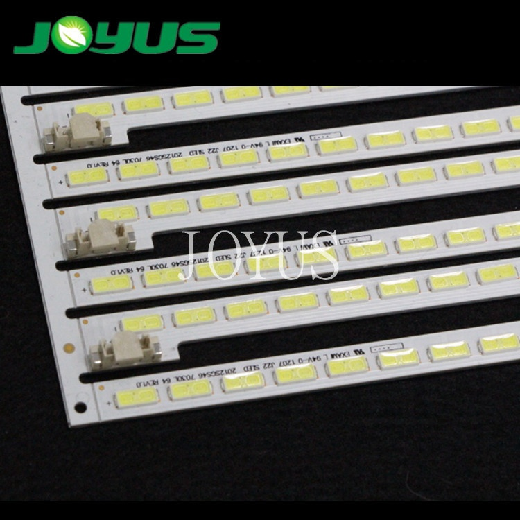 Industrial Computer & Accessories 576mm Led Backlight Strip 96 Lamp For Samsung 46 Inch Tv Ua46d7000lj Sled Mcpcb Led5030 22mm Width 46 Ua46d8000yj Ltj46ohq1-h At All Costs