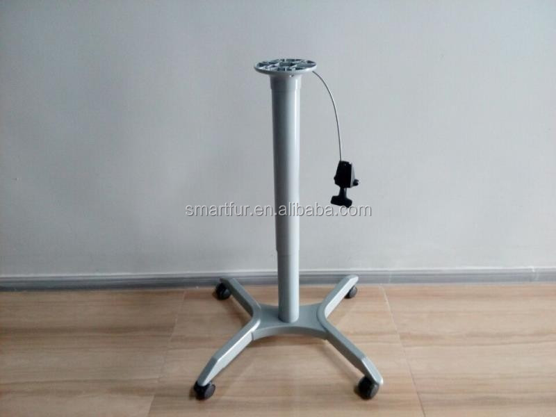 High Quality Gas Lift Telescopic Height Adjustable Bar Height Table Legs Buy Gas Lift Bar