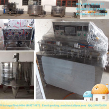 Juice&Tea hot drink beverage filling line/liquid filling machine