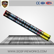 Factory price 8 shots sparkling roman candles fireworks for wholesale