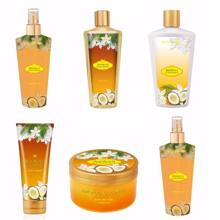 high quality Private label SPA works perfumed shower gel body wash for women
