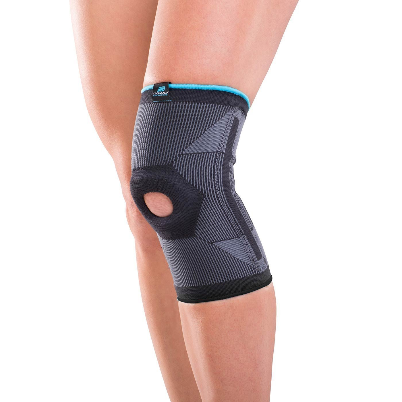 b209873ed9 Cheap arthritis knee cap deals. (655176 results). DonJoy Advantage  DA161KS02-BLK-L Deluxe Elastic Knee for Sprains, Strains, Swelling
