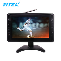 Wholesale Portable Mini Cep TV, 7'' 9'' 10'' Car TV, Portable Dvd Player With Digital TV Tuner