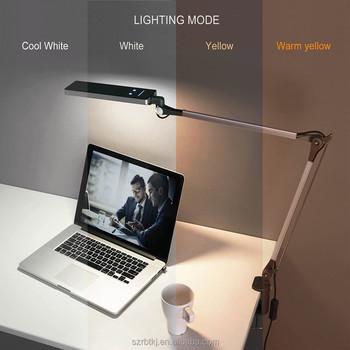 new led desk light for 2015 modern hotel desk light aluminum arm