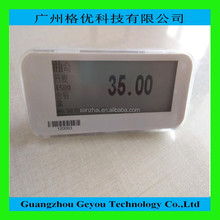 2016 Hot Sales EAS Electronic Shelf label For Retail Store