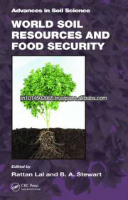 World Soil Resources and Food Security (Advances in Soil Science) [Hardcover]