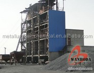 Gas Calcined Anthracite Coal/Carbon Additive--Wanboda Brand from Ningxia manufacturer
