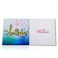 Sound birthday card,music greeting card,talking business card,